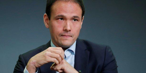 Cédric O, secrétaire d'Etat en charge de la Transition numérique et des communications électroniques.