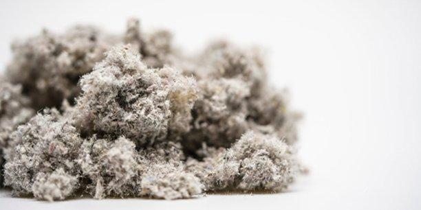 Dans son unité de production de Servian (34), Ouattitude a fabriqué 6 300 tonnes de ouate de cellulose en 2019.