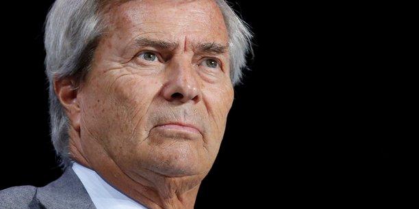 Vincent Bolloré, le chef de file de Vivendi, maison-mère de Canal+.