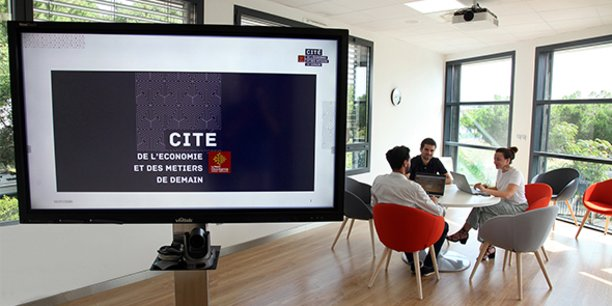 La Cité de l'économie et des métiers de demain ouvre ses portes à Montpellier.