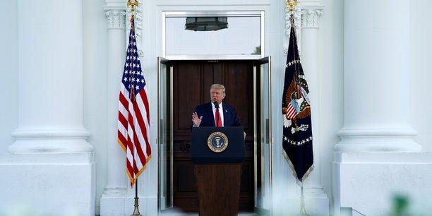 Trump: les entreprises qui externalisent en chine seront exclues des contrats federaux[reuters.com]