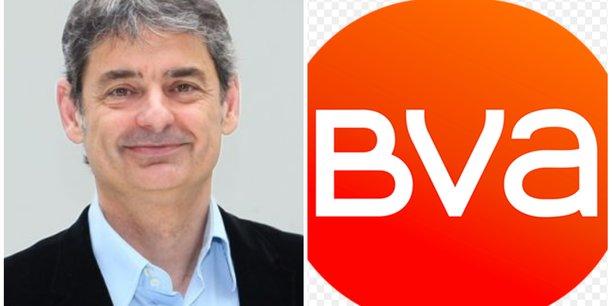 L'institut BVA, dirigé par Gérard Lopez (photo), est dans l'attente d'une décision du tribunal de commerce de Toulouse.
