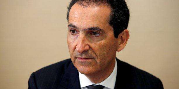 Patrick Drahi, le fondateur et chef de file d'Altice Europe et d'Altice USA.
