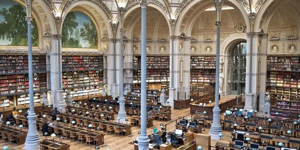 La technologie de numérisation des livres les plus fragiles d'i2S a convaincu notamment la Bibliothèque nationale de France.