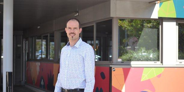 Benoit Pilon, la cofondateur de la SAS Oralab qui commercialise l'Agenda A2, s'est fixé l'objectif de multiplier par dix ses ventes d'ici fin 2021.