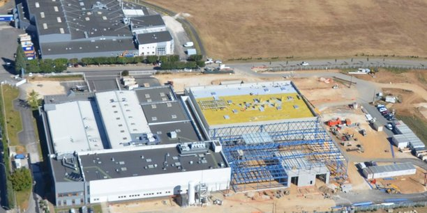 Le futur agrandissement du site des laboratoires Chiesi permettra à la France de devenir le pôle phare de la compagnie italienne sur son segment respiratoire, avec 50% de cette activité.