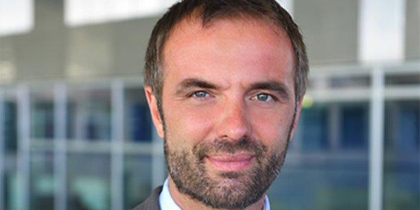 Michaël Delafosse, maire de Montpellier et président de la Métropole.