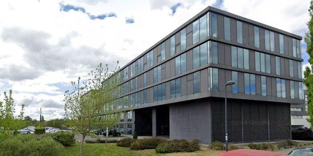 Près de 500 personnes travaillent au siège de BVA à Toulouse.