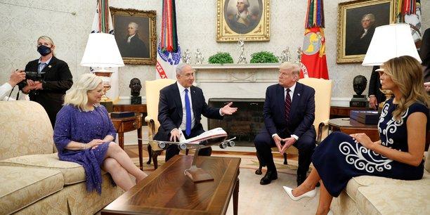 D'autres pays pourraient s'associer a l'accord israel-emirats-bahrein, dit trump[reuters.com]