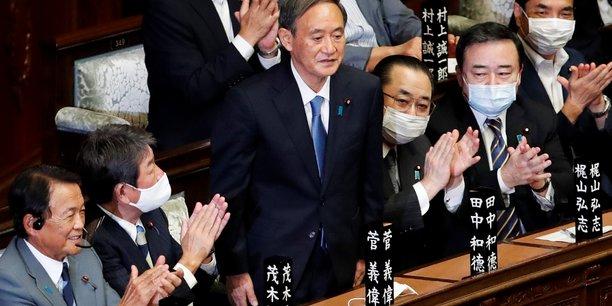 Japon: suga doit formellement succeder a abe, annoncer son gouvernement[reuters.com]