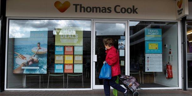 Fosun relance la marque thomas cook comme agence de voyages en ligne[reuters.com]