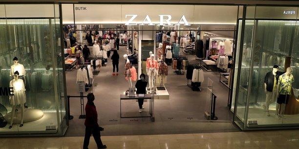 Inditex (zara) renoue avec les benefices au 2e trimestre, le titre gagne 6%[reuters.com]