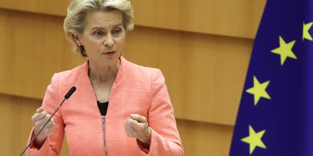 La présidente de la Commission européenne, Usrula von der Leyen, a fait du numérique sa priorité dans la feuille de route présentée aujourd'hui.
