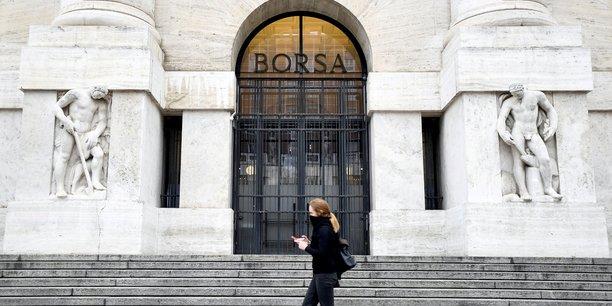 Lse privilegie euronext pour borsa italiana[reuters.com]