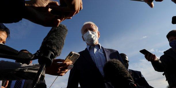 Biden critique trump pour sa gestion des problemes economiques[reuters.com]