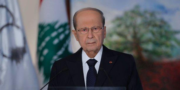 Le parti du president aoun propose un compromis sur le gouvernement[reuters.com]