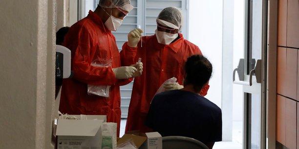 Coronavirus: 13.498 nouveaux cas en france[reuters.com]