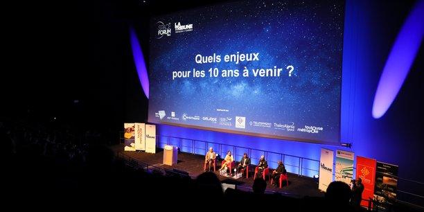 La troisième édition du Space Forum de La Tribune était dédiée aux enjeux de la prochaine décennie, au sein de la filière spatiale.
