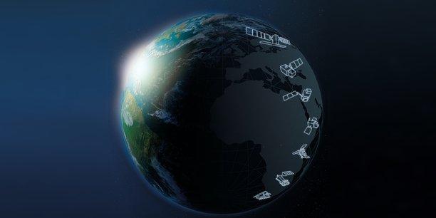 Le programme Copernicus a permis aux industriels français de garnir leur carnet de commandes.