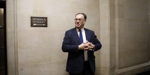 Le gouverneur de la banque d'angleterre s'inquiete de la situation sanitaire[reuters.com]