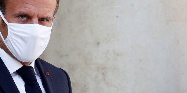Navalny: nous ferons respecter nos lignes rouges, dit macron[reuters.com]