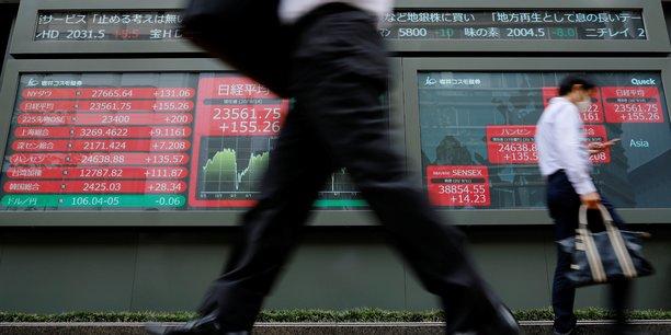 A tokyo, le nikkei finit en baisse[reuters.com]