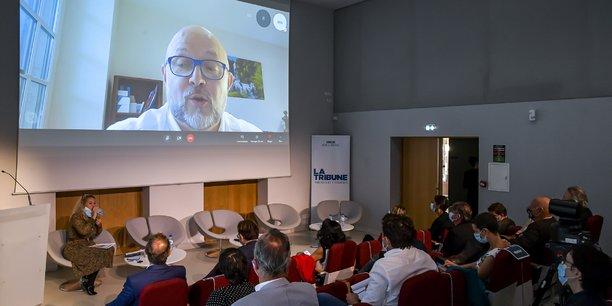 Nicolas Babin a signé la keynote d'ouverture du 4e Forum Santé Innovation organisé par La Tribune à Bordeaux le 22 septembre 2020.