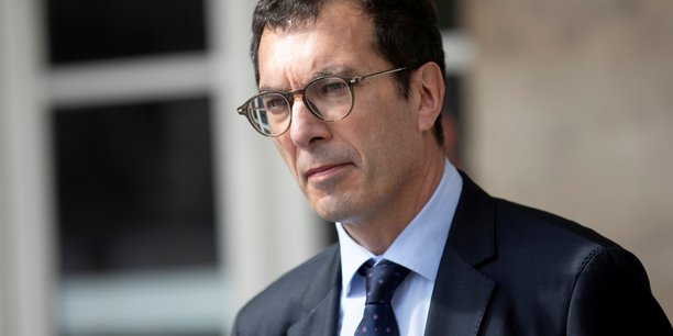 Jean-Pierre Farandou, PDG de la SNCF