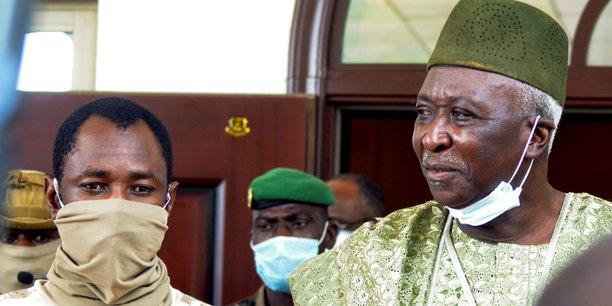 Mali: le president de transition bah ndaw a prete serment[reuters.com]
