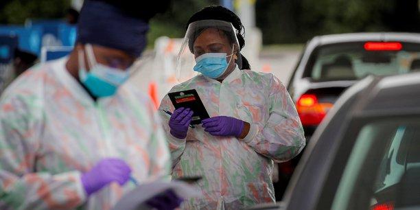 Coronavirus: plus de 7 millions de contaminations aux usa, flambee dans le midwest[reuters.com]
