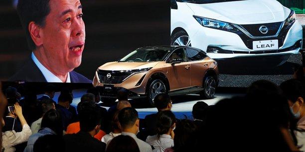 Nissan prevoit de lancer une serie de nouveaux vehicules en chine[reuters.com]