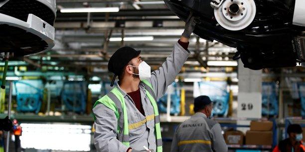Le groupe Renault opte pour la reconversion du site de Flins dans les Yvelines