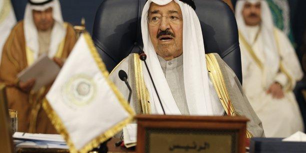 Mort de l'emir du koweit a l'age de 91 ans[reuters.com]