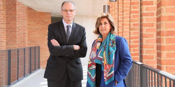 Jean Tirole, le président de la TSE, et Marion Guillou se sont confiés à La Tribune sur cette commission indépendante qui a étudié l'avenir économique de Toulouse.