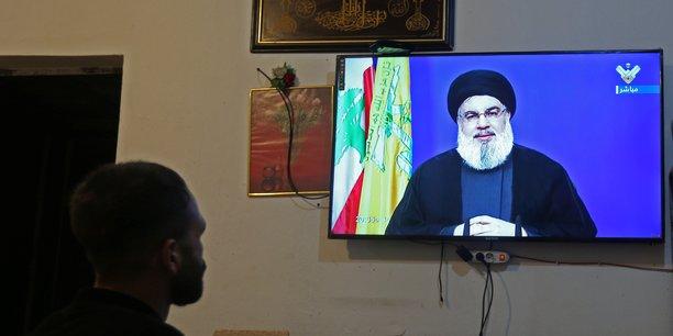 Le hezbollah previent macron qu'il ne peut pas se comporter en chef du liban[reuters.com]