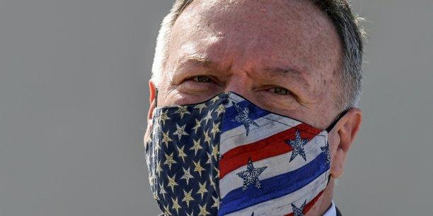 Pompeo se rendra la semaine prochaine en asie sur fond de tensions avec la chine[reuters.com]