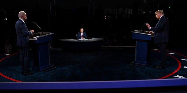Usa 2020: principales declarations du premier debat trump-biden[reuters.com]