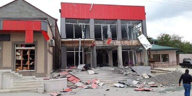 Moscou denonce le recours a des terroristes etrangers dans le haut-karabakh[reuters.com]