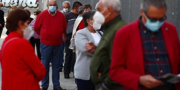 Les madrilenes bientot prives de quitter la ville[reuters.com]