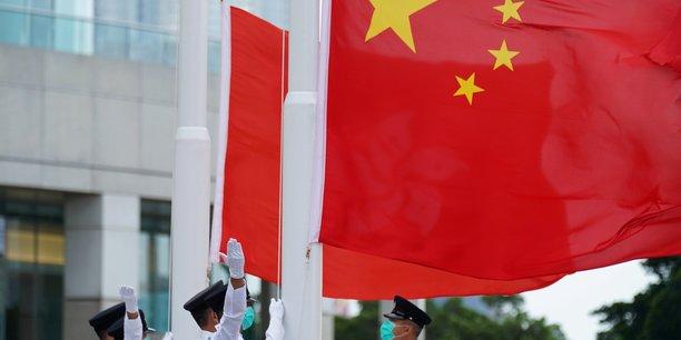 Hong kong: securite renforcee au jour de la fete nationale chinoise[reuters.com]