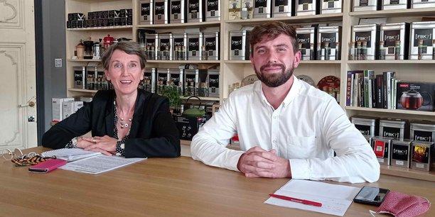 Fabienne Grebert et Grégoire Verrière ont été élus par les signataires de l'Appel des écologistes pour représenter les Verts aux prochaines élections régionales.