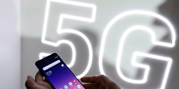 La vente de nouvelles fréquences 5G a rapporté à l'Etat 2,8 milliards d'euros.