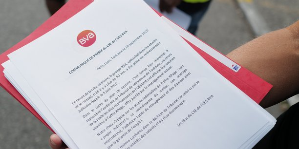 Le fonds Alcentra, candidat à la reprise de BVA, s'est adressé aux salariés de l'entreprise à Toulouse à travers une lettre ouverte dans la presse locale.