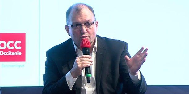 Olivier Lluansi, associé PWC et ex-délégué aux Territoires d'industrie auprès du ministre de l'Économie et de la ministre pour la Cohésion territoriale, évoque tendance lente de réindustrialisation, à l'œuvre depuis la décennie 2010.