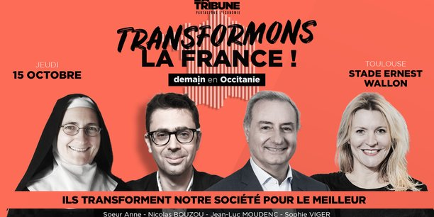 Quels vont être les lauréats de cette seconde édition de Transformons La France, à Toulouse ?