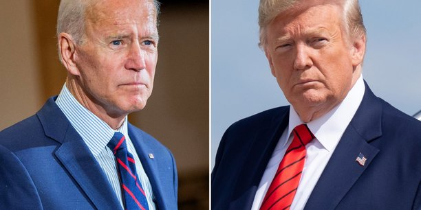 Si Biden n'a rien d'un champion de la Silicon Valley, il apparaît incontestablement comme un moindre mal face à l'éventualité d'un second mandat de Trump.