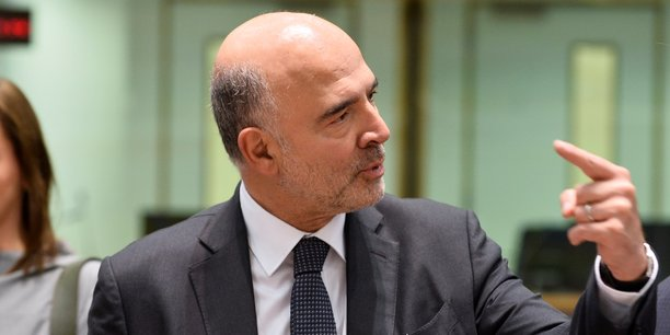 Les dispositions actuellement négociées à l'OCDE sont, globalement, dans l'intérêt de notre pays sur la base des informations actuellement disponibles, a déclaré devant la commission des finances de l'Assemblée nationale Pierre Moscovici (ici à Bruxelles, le 7 nov. 2019), qui préside le CPO de par ses fonctions de premier président de la Cour des comptes.