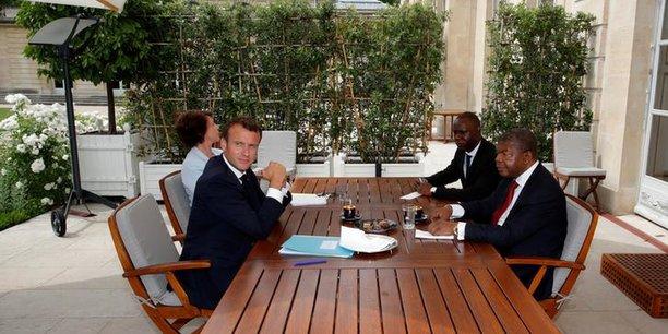 Avec la France, l'Angola vise le transfert technologique pour devenir « une puissance agricole » africaine