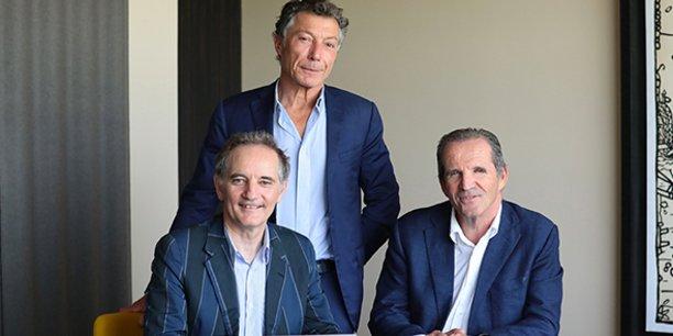 Le groupe GGL, aménageur urbain, a été fondé à Montpellier il y a plus de 40 ans par Alain Guiraudon, Jacques Guipponi et Jean-Marc Leygue.