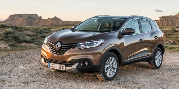 Comme la plupart des SUV français, le Renault Kadjar ne sera pas concerné par le dispositif de malus sur le poids.